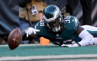 """It's all about leaving it all on the line when we're out there"" - Philadelphia Eagles star Jay Ajayi is ready for the Super Bowl"