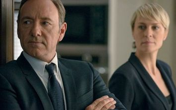 Kevin Spacey's House of Cards replacements have FINALLY been revealed
