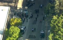 12-year-old girl in custody following shooting in LA school