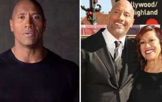 Dwayne Johnson shares details about his mother's suicide attempt to promote mental health awareness