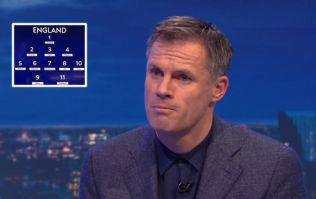 Jamie Carragher has selected his England XI to start at the World Cup