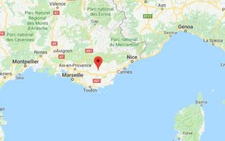 Five people killed as two helicopters crash in France