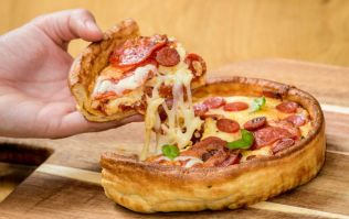 Morrisons have just launched a Yorkshire pudding pizza and it looks delicious