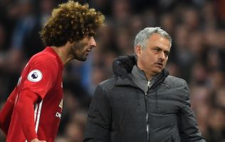 Jose Mourinho tells Marouane Fellaini to shut up and sign new Manchester United contract