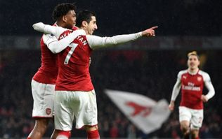 Mkhitaryan thinks he's found a 'proper footballing home' at Arsenal and two stats backs that up