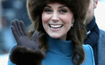 Here's why Kate Middleton is never allowed to take off her coat in public