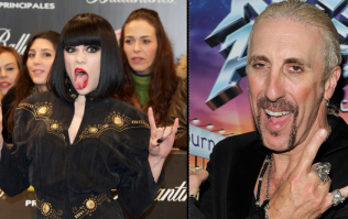 The 'rock on' gesture has another sinister meaning and people are likely to be offended