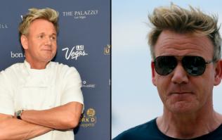 Gordon Ramsay torn apart on social media after he mocks vegans, again