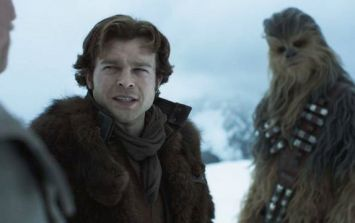 WATCH: The full trailer for Solo: A Star Wars Story is here and it is epic