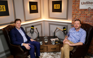 Unfiltered with James O'Brien | Episode 17: Sir Nick Clegg