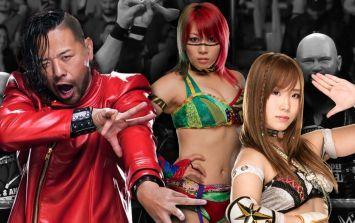How Japanese wrestling took over WWE