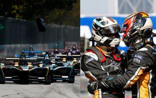 Formula E history was made during a thrilling Santiago E-Prix