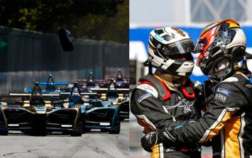 Formula E history was made during a thrilling Santiago E-Prix