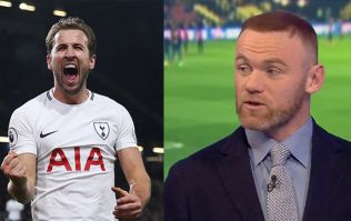WATCH: Wayne Rooney warns Tottenham they risk losing Harry Kane