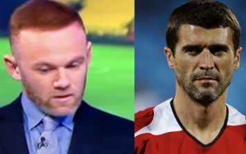 Wayne Rooney recalls argument with Roy Keane on his first Man United away trip