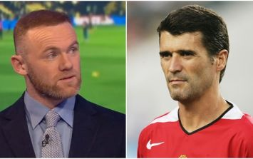 Roy Keane's account of his argument with Wayne Rooney is brilliant
