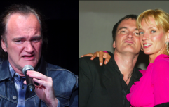 Quentin Tarantino is being torn apart on social media for his response to the Uma Thurman crash