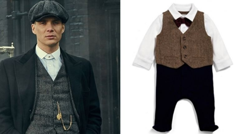 There S Now Peaky Blinders Baby Clothes And They Re Pretty Cheap