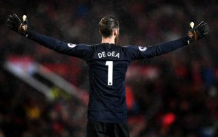 Manchester United name their asking price for David De Gea