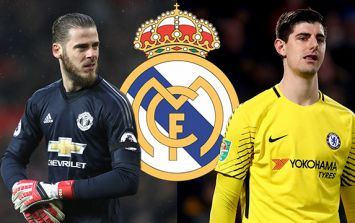 Great news for Man United - Thibaut Courtois drops MASSIVE come-and-get-me plea to Real Madrid