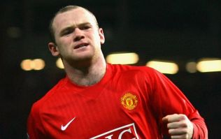 Wayne Rooney names his favourite strike-partner from his time at Manchester United