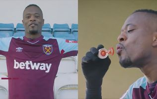Of course Patrice Evra used his favourite catchphrase as he confirmed West Ham move