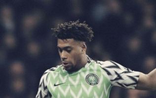 Football fans everywhere are in love with Nigeria's newly-unveiled World Cup shirt