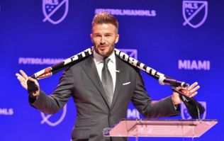 David Beckham reportedly lining Gary Neville up as MLS Miami franchise manager