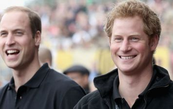 William and Harry have a step sister that nobody knows about