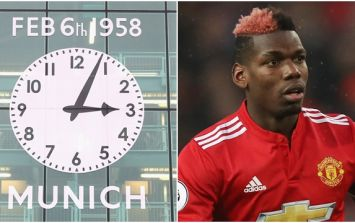 "Paul Pogba unfairly criticised for ""dabbing and dancing"" after Munich memorial"