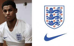 England fans want new retro training top as the home shirt