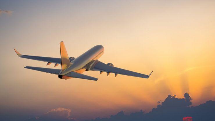 Airline blames passenger after emergency door falls off during landing