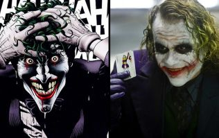 A very cool actor is being lined up to play The Joker