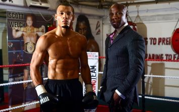 Chris Eubank ridiculed by both Tyson Fury and Frank Warren for reference to Nick Blackwell