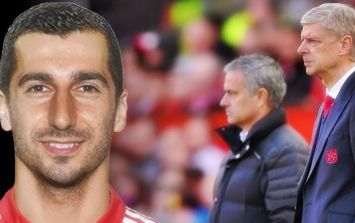 Main difference between Jose Mourinho and Arsene Wenger revealed by Henrikh Mkhitaryan