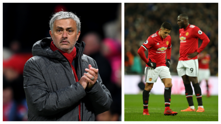 Image result for sanchez and mourinho