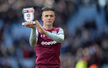 Some are calling for Jack Grealish to be called up for England after impressive showing against Birmingham