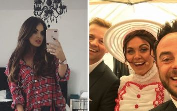 Scarlett Moffatt has removed the Ant McPartlin picture from her bedroom table