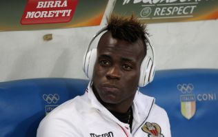 Mario Balotelli yellow carded for complaining about racist abuse from opposition fans