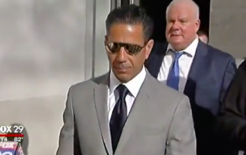 Mafia kingpin greets juror with two terrifying words ahead of trial