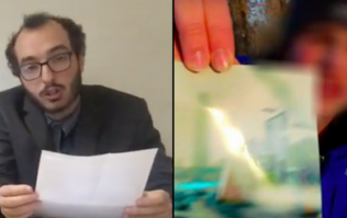 'Time traveller' claims he has visited the year 8973 and seen something horrifying