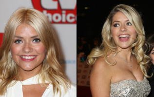 Holly Willoughby's sister shares a pic of the two together and they look near identical
