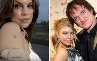 Black Eyed Peas singer Fergie clarifies incident where Quentin Tarantino bit her on the set of Planet Terror