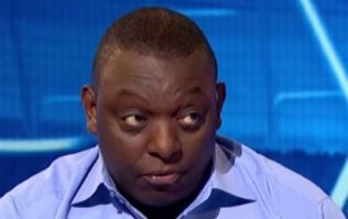 Supporters don't agree with Garth Crooks' pick for player of the year