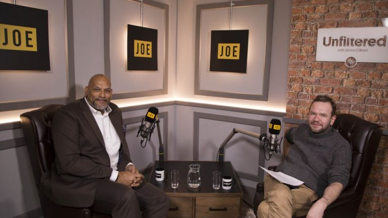 Unfiltered with James O'Brien | Episode 18: John Amaechi