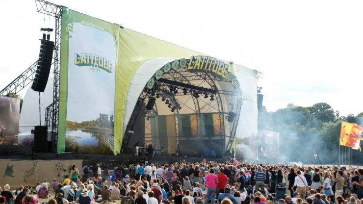Latitude Festival has just announced a 'Killer' lineup for 2018