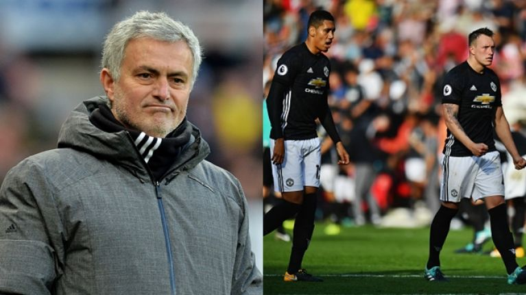 Jose Mourinho has two defenders in mind to replace Jones and Smalling