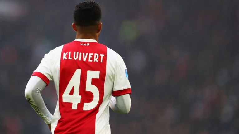 Justin Kluivert names the four English clubs he can see himself playing for in the future