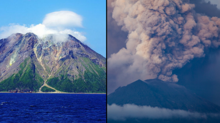 Japanese 'supervolcano' could erupt and kill tens of millions