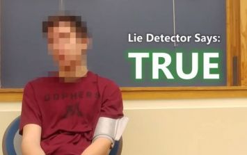 'Time traveller from 2030' passes lie detector test over future predictions